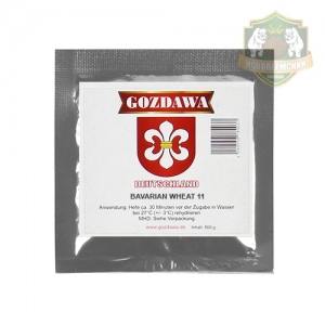 Дрожжи Gozdawa Bavarian Wheat, 10 г