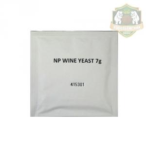 Дрожжи «NP Wine», 7 гр