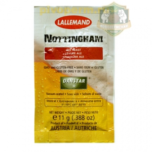 Дрожжи Lallemand Nottingham, 11 г