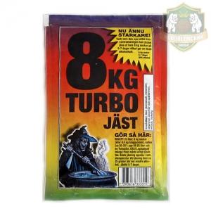 Дрожжи Turbo на 8 кг, 130 г