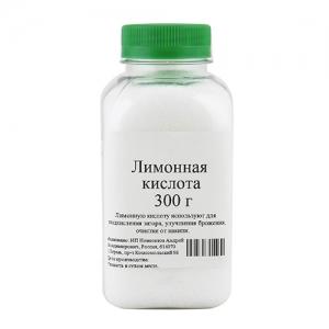Лимонная кислота, 300 г